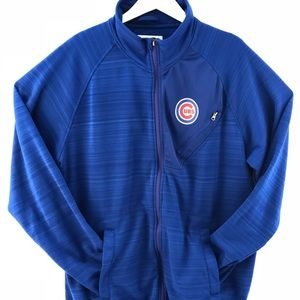 Chicago Cubs Full Zip Jacket MLB Genuine
